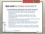 qui sont les baby boomers7