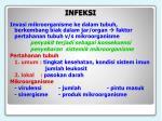 infeksi