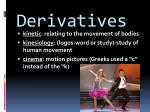 derivatives5