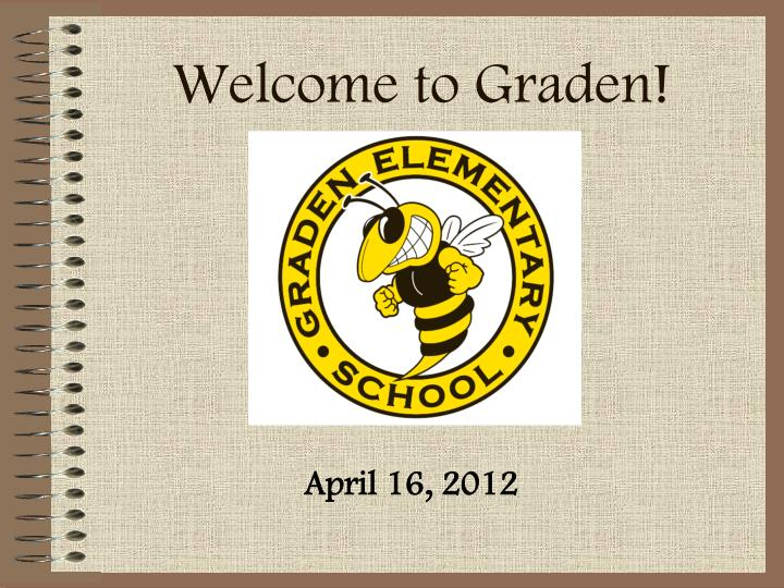welcome to graden n.