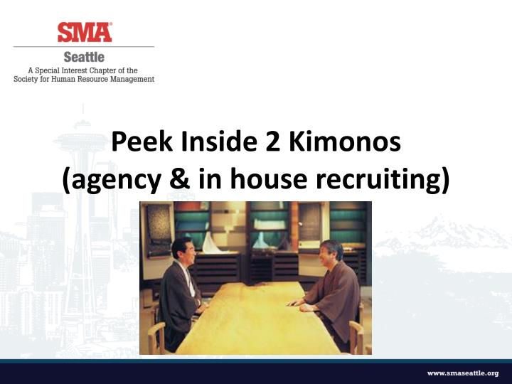 peek inside 2 kimonos agency in house recruiting n.