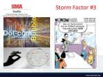 storm factor 3
