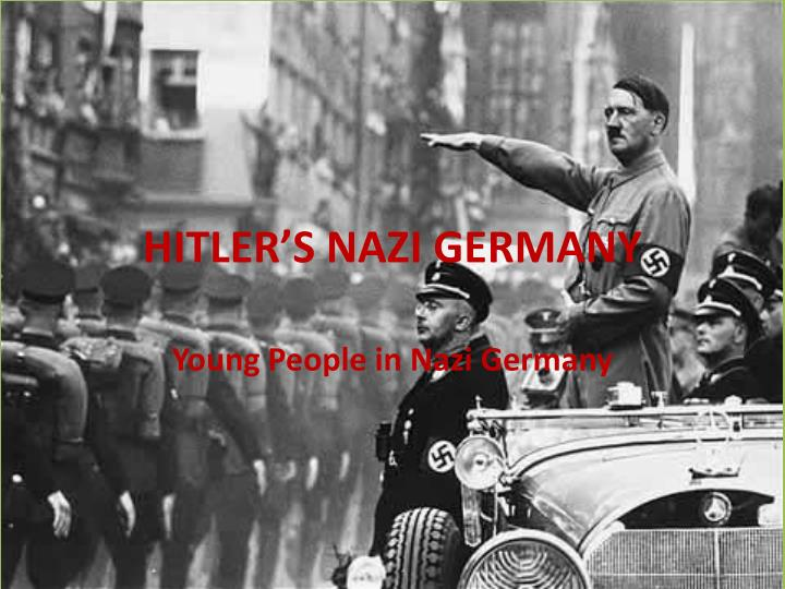 hitler s nazi germany n.