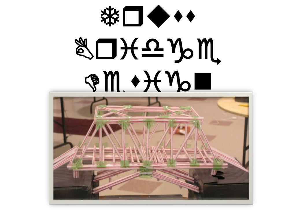 Ppt Truss Bridge Design Powerpoint Presentation Free Download Id 2073712