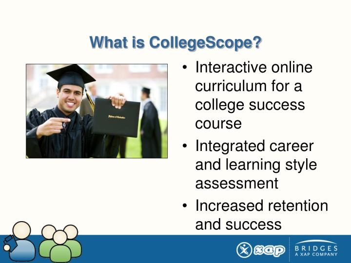 What is collegescope