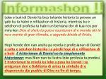 informashon