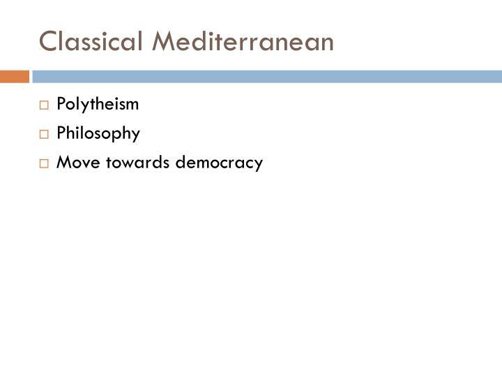 Classical Mediterranean