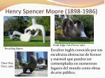 henry spencer moore 1898 1986