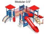 modular 3 5