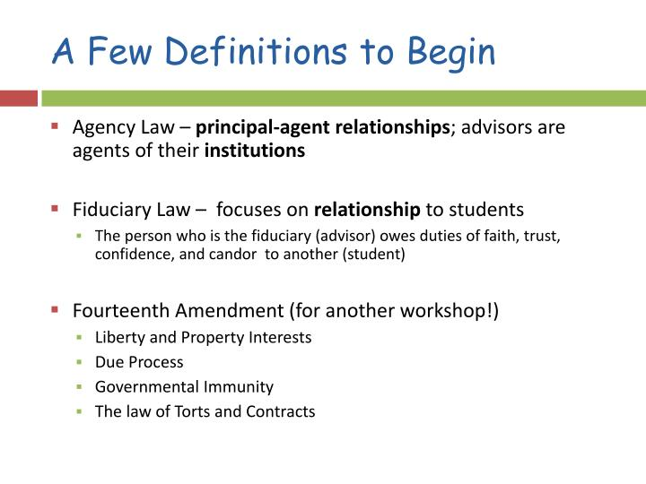 principal agent relationship indian contract act