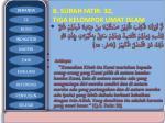 b surah fatir 32 tiga kelompok umat islam