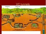 vc tunnels