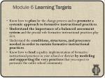 module 6 learning targets1