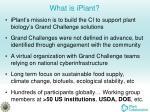 what is iplant