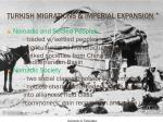 turkish migrations imperial expansion