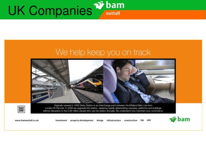 UK Companies