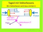 taged mit vektorbosons ein vektorboson wird dazu emitiert