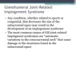glenohumeral joint related impingement syndrome2