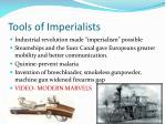 tools of imperialists