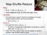 map shuffle reduce