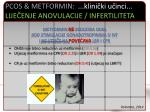 pcos metformin klini ki u inci lije enje anovulacije infertiliteta13