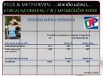 pcos metformin klini ki u inci utjecaj na debljinu ir metaboli ke rizike5