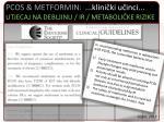 pcos metformin klini ki u inci utjecaj na debljinu ir metaboli ke rizike9