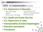 ceds v2 stakeholders 2 of 2