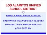 los alamitos unified school district1