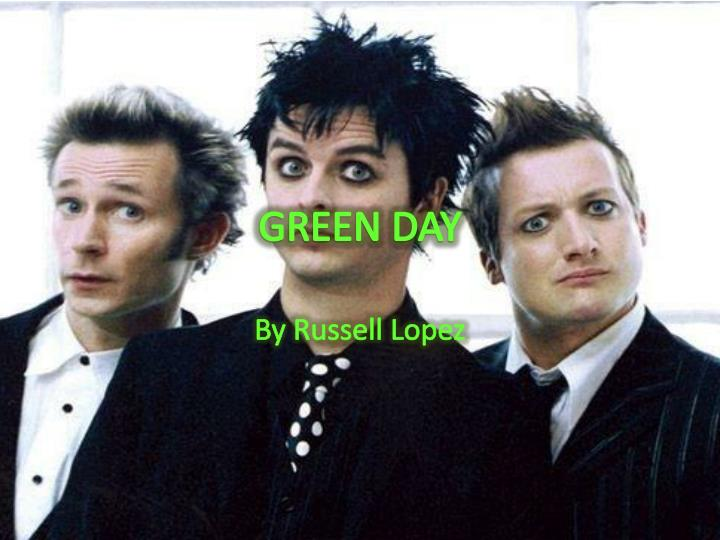 green day n.