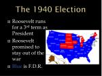 the 1940 election