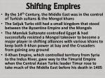shifting empires
