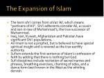 the expansion of islam2