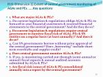 pi 9 dimension i extent of central government monitoring of agas and pes key questions