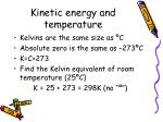 kinetic energy and temperature1