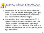 exemplo ci ncia e tecnologia1