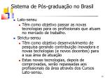 sistema de p s gradua o no brasil1