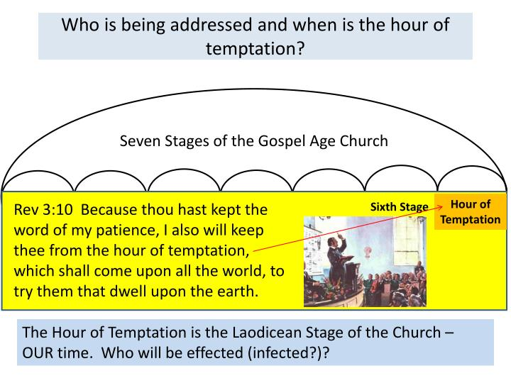 Ppt the end of all things is at hand powerpoint presentation id who is being addressed and when is the hour of temptation altavistaventures Image collections