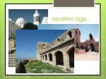 muslims age