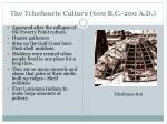 the tchefuncte culture 600 b c 200 a d