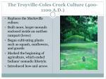 the troyville coles creek culture 400 1100 a d