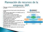 planeaci n de recursos de la empresa erp1