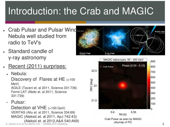 Introduction the crab and magic1