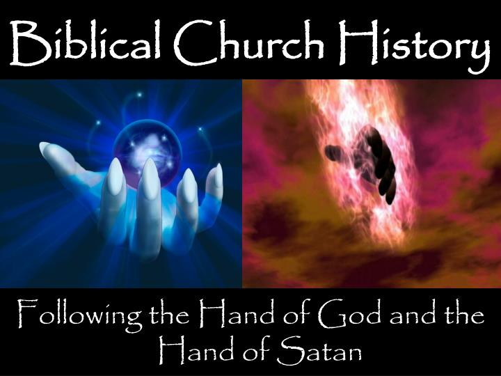 biblical church history n.