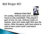 bell ringer 61