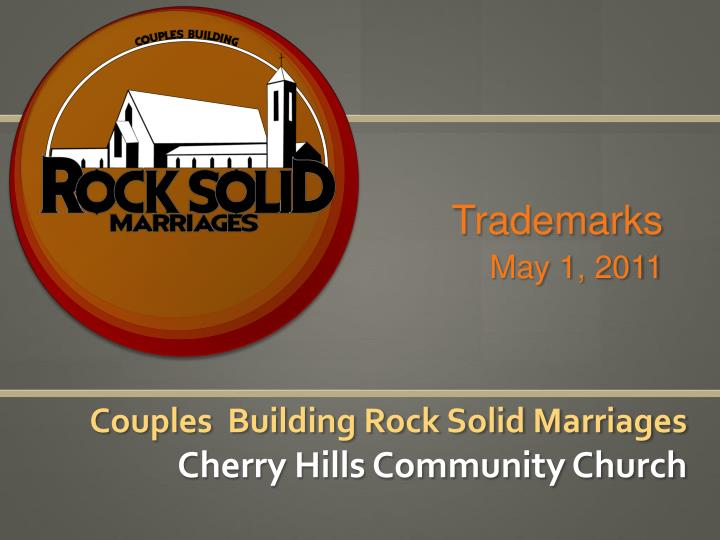 couples building rock solid marriages cherry hills community church n.