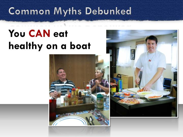 Common Myths Debunked
