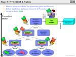 step 3 rtc scm builds