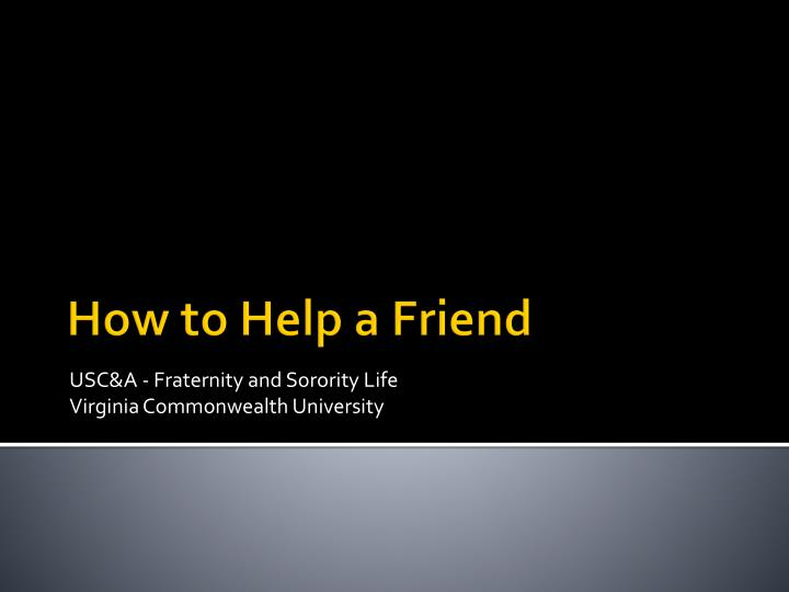 usc a fraternity and sorority life virginia commonwealth university n.
