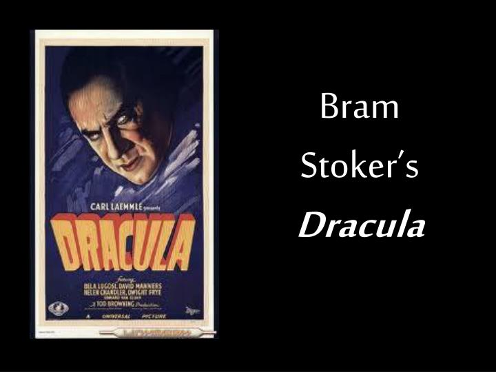 bram stoker s dracula social and psychological The making of dracula: how bram stoker's 'in-betweener' status inspired horror being a middle-class anglican in victorian dublin helped stoker create one of.